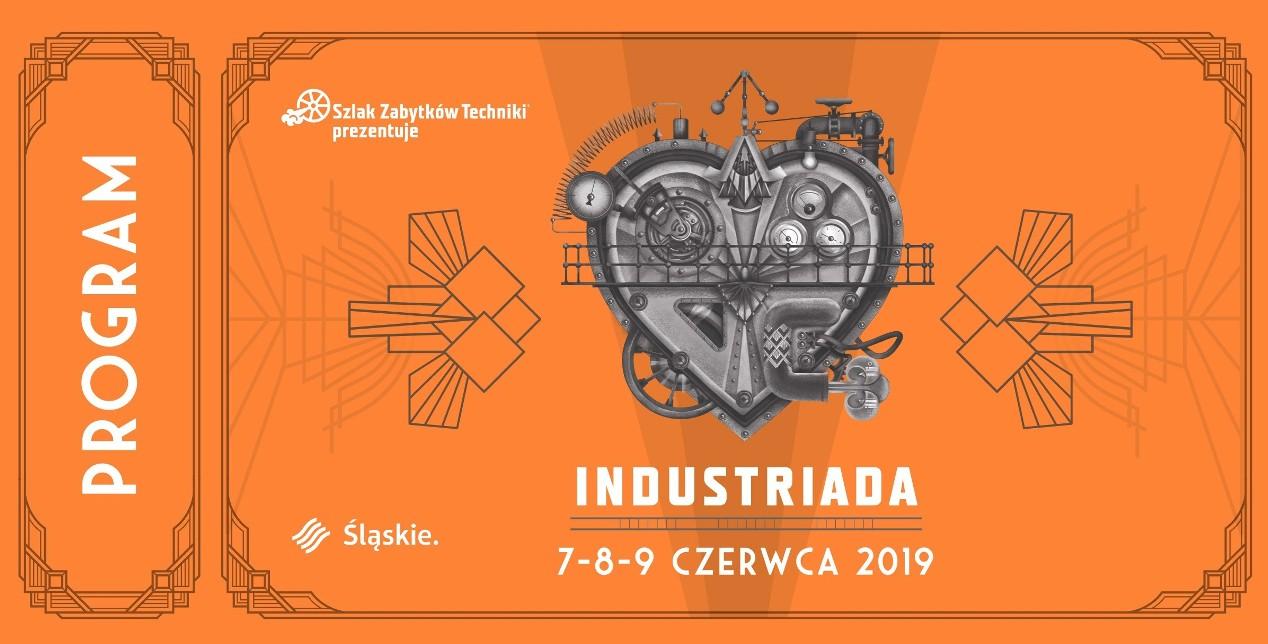 cc8a9ffa21b503 Program INDUSTRIADY 2019 - święta Szlaku Zabytków Techniki